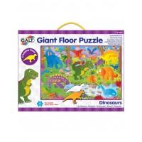 Giant Floor Puzzle: Dinozauri, 30 piese, 3 ani+