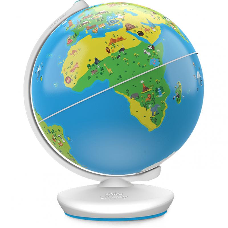 Jucarie educativa Glob interactiv Orboot Shifu, 25 cm, 4 ani+ 2021 shopu.ro