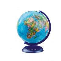 Jucarie educativa Glob pamantesc Brainstorm, 14 cm, 6 ani+