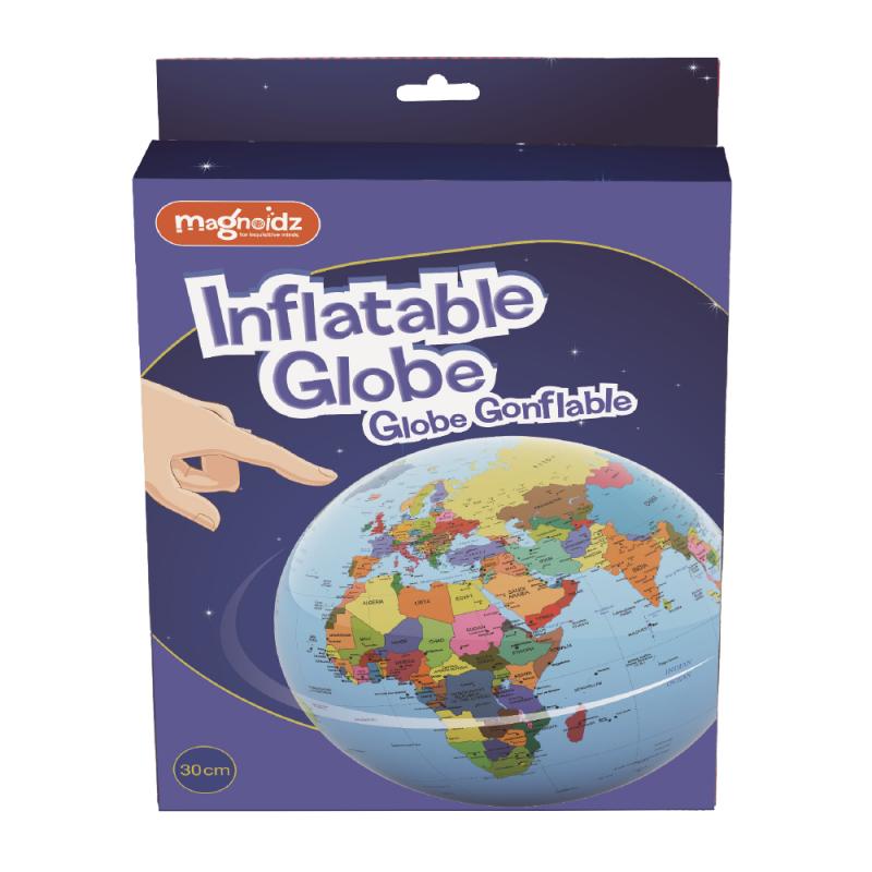 Glob pamantesc gonflabil Keycraft, 30 cm, 3 ani+ 2021 shopu.ro