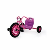 Kart pentru copii Hauck Typhoon Pink Purple, scaun ergonomic, frana de mana
