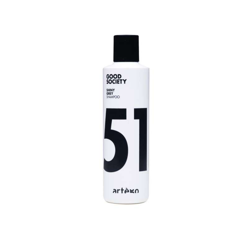Sampon cu efect argintiu Artego Shiny Grey, 250 ml, efect antioxidant si protector imagine