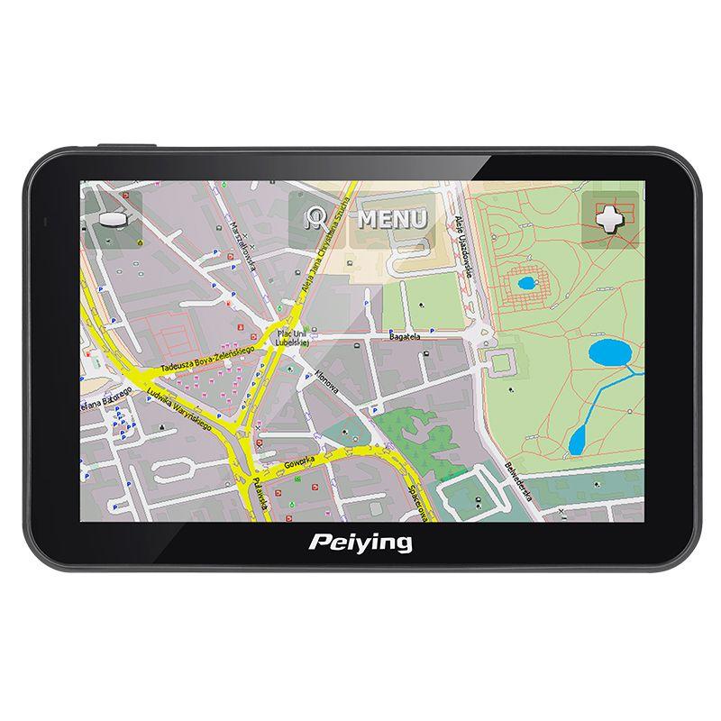GPS Auto Peiying, 5 inch, 8 Gb, harti incluse 2021 shopu.ro