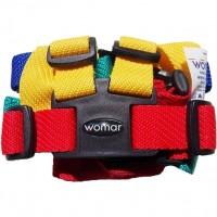 Ham de siguranta pentru copii Womar Zaffiro, Multicolor