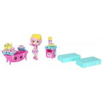 Set figurine Happy Places S1 Pack Bathing Bunny, 5 ani+