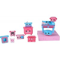 Set figurine Happy Places S1 Dreamy Bear, 5 ani+