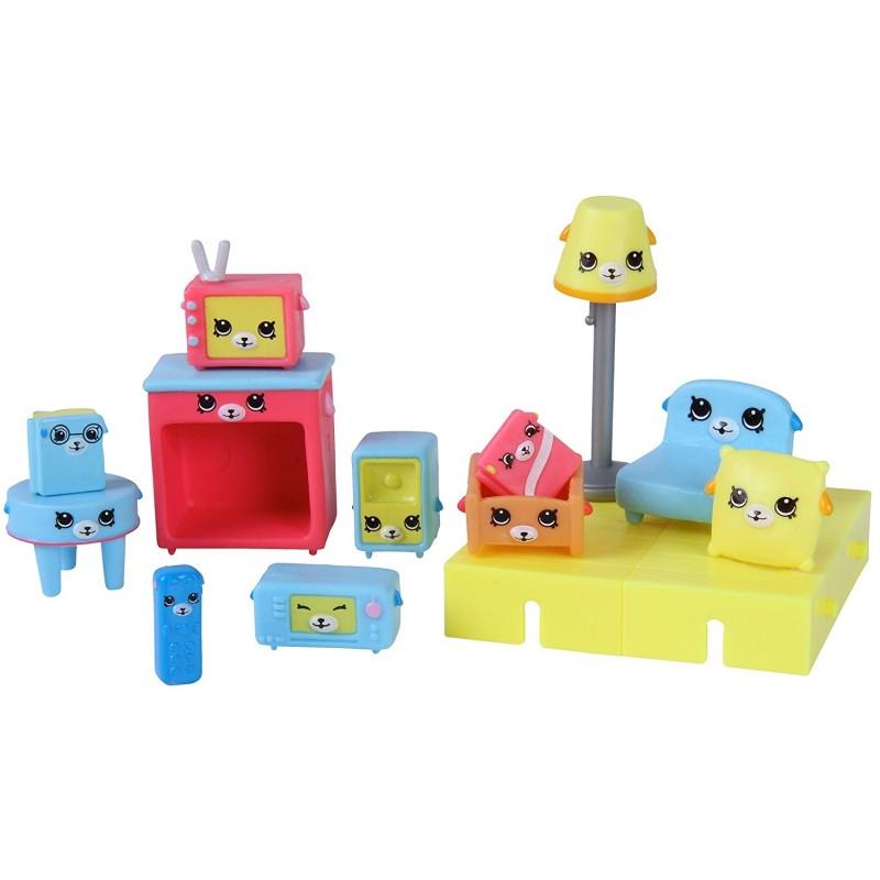 Set figurine Happy Places S1 Puppy Parlor, 5 ani+