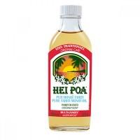 Ulei de Monoi cu parfum de Cocos Hei Poa, 100 ml, omega 9, vitamina E, omega 6