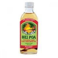 Ulei de Monoi cu parfum de Tiara Hei Poa, 100 ml, omega 9, vitamina E, omega 6