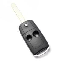 Carcasa cheie Honda Carguard, 2 butoane, tip breceag, Negru