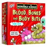 Joc educational Galt Experimente cu corpul uman, 8 ani+