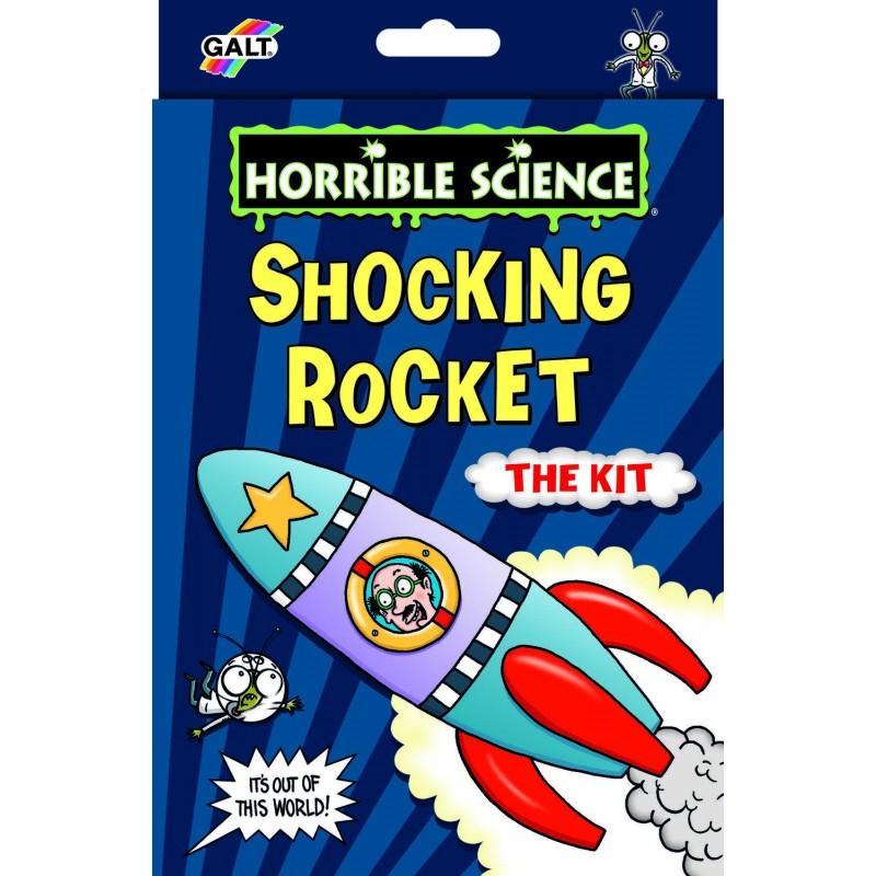 Racheta socanta Horrible Science, 6 ani+