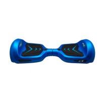Hoverboard DHS, 700 x 250 x 250 mm, 15 km/h, roti 8 inch, maxim 120 kg, Albastru