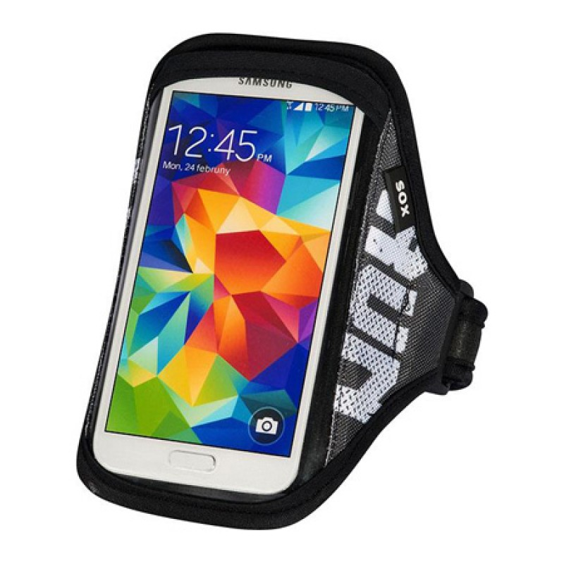 Husa alergare pentru smartphone, marime XXL 2021 shopu.ro
