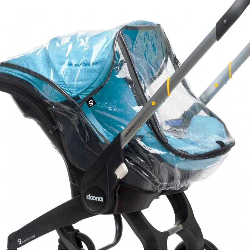 Husa de ploaie pentru scaun auto Doona, geanta transport inclusa