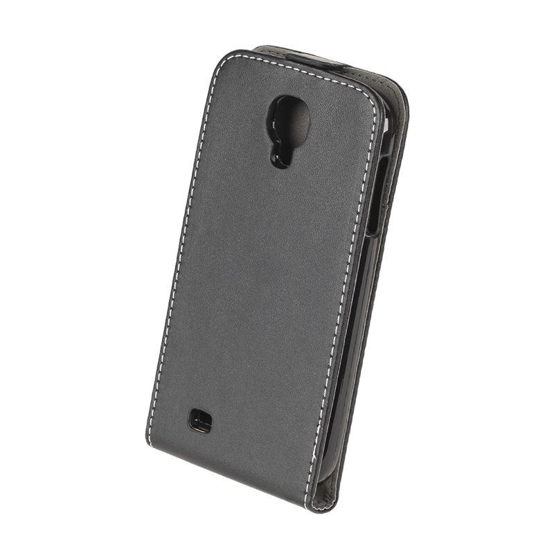 Husa dedicata telefon Samsung Galaxy S4, Negru 2021 shopu.ro