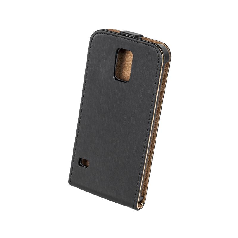 Husa dedicata telefon Samsung Galaxy S5, Negru 2021 shopu.ro
