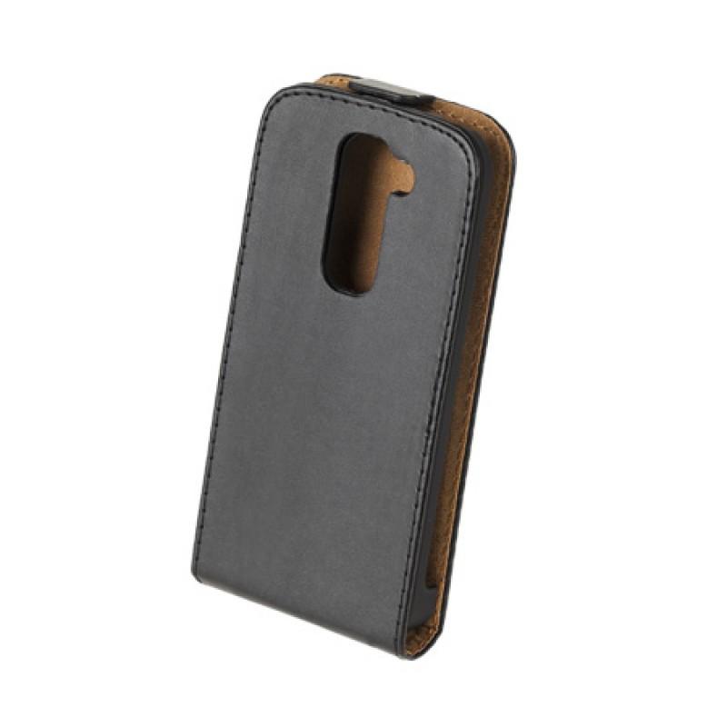 Husa Flip telefon LG G2 Mini, Negru