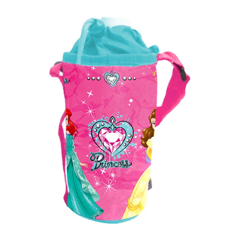 Husa pentru sticla apa Princess Seven 2021 shopu.ro