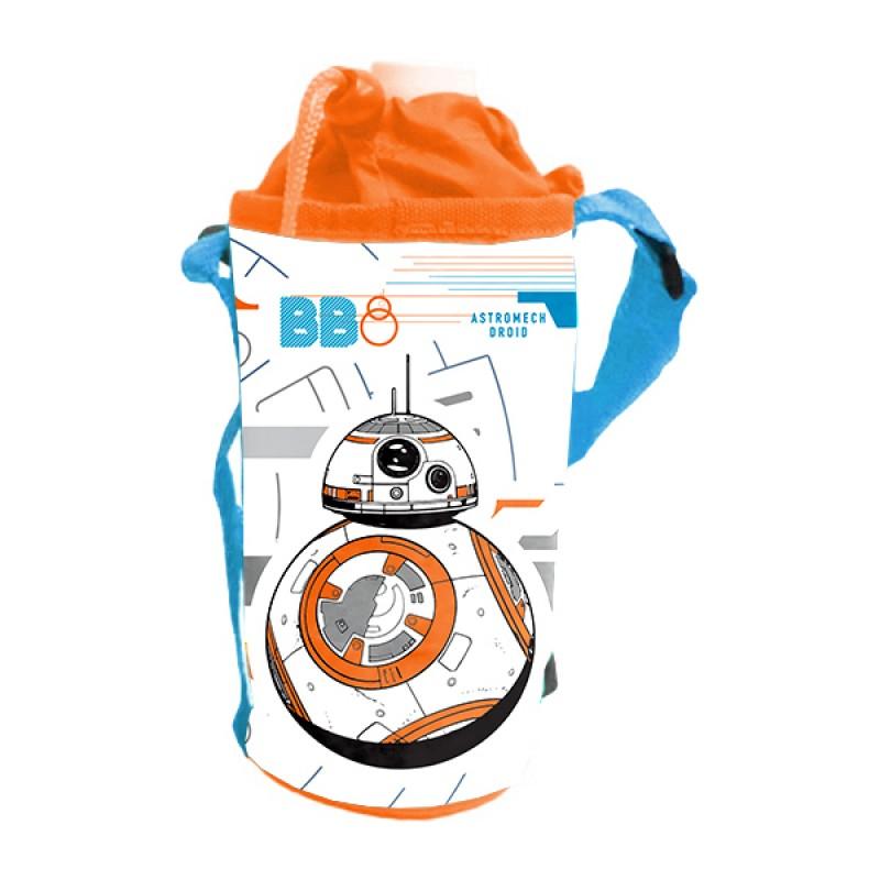 Husa pentru sticla apa Star Wars BB8 Seven 2021 shopu.ro