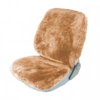 Husa scaun auto blana RoGroup, antracit, 120 x 65 cm, bej