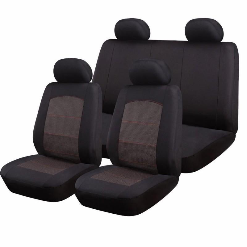 Huse Scaune Auto RoGroup New Style RoGroup, 9 bucati/pachet 2021 shopu.ro