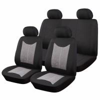 Huse scaune auto Sueden-Polyester, 9 buc/pachet