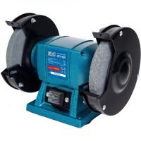 Polizor de banc Ijmash IIP850, 850 W, 2950 RPM, adaptoare, pietre incluse