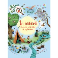 Jocuri si activitati de explorator In Natura