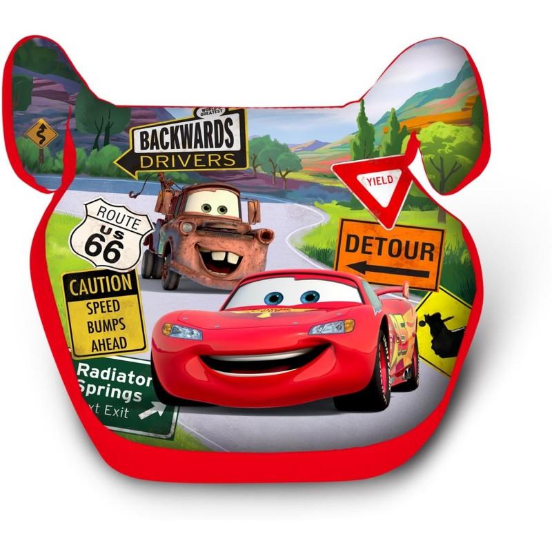 Inaltator auto Cars Disney Eurasia, 15 - 36 kg, prindere 3 puncte 2021 shopu.ro