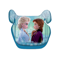 Inaltator Auto Frozen Disney, husa detasabila, 15 - 36 kg, Multicolor