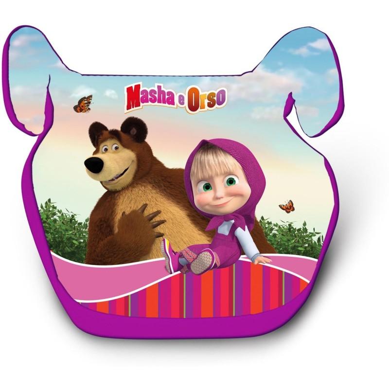 Inaltator auto pentru copii Masha and The Bear Eurasia, 15 - 36 kg, Multicolor