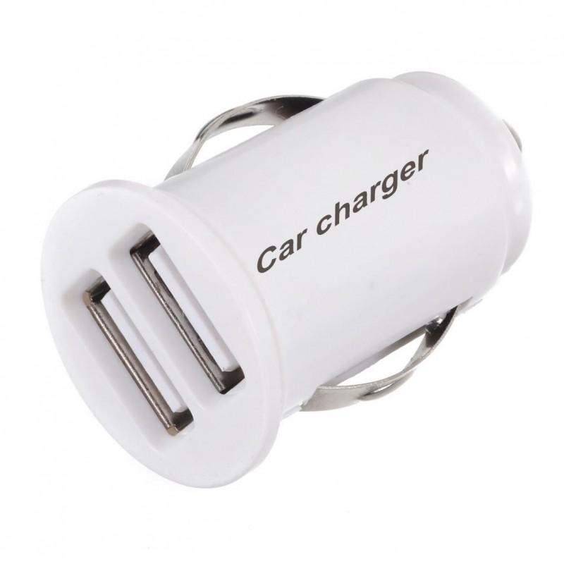 Incarcator auto RoGroup, 2 x USB, incarcare rapida 3.1 A, slim fit 2021 shopu.ro