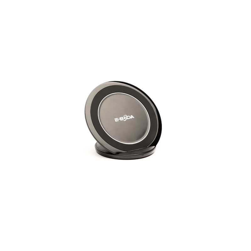 Incarcator rapid wireless E-Boda, 10 W, Negru 2021 shopu.ro