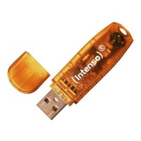 Stick memorie Intenso, 64 GB, USB 2.0