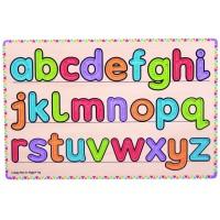 Joc educativ Invatam sa scriem literele, 3 - 7 ani
