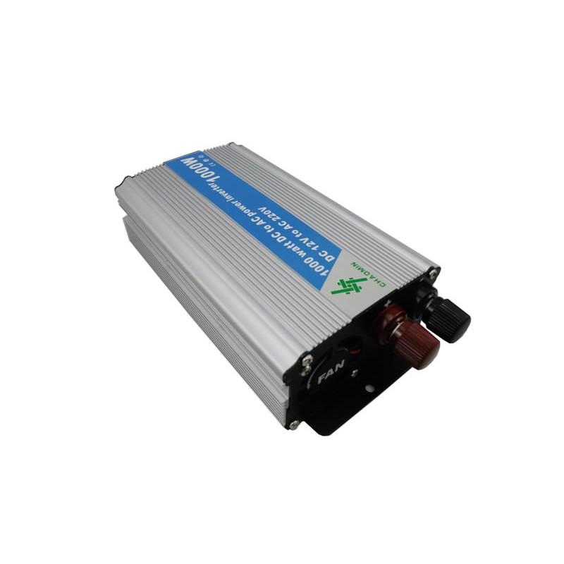 Invertor 12V-220V cu putere 1000W