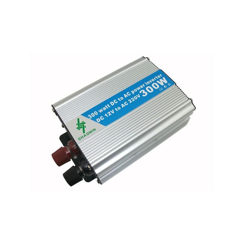 Invertor tensiune 12V-220V, putere 300 W