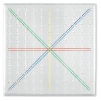 Joc creativ cu elastice Geoboard Learning Resources, 5 - 13 ani