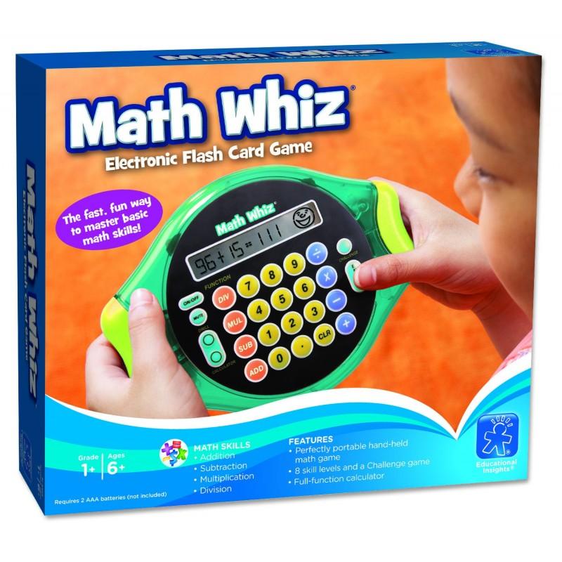 Joc de matematica rapida Educational Insights, 6 - 10 ani
