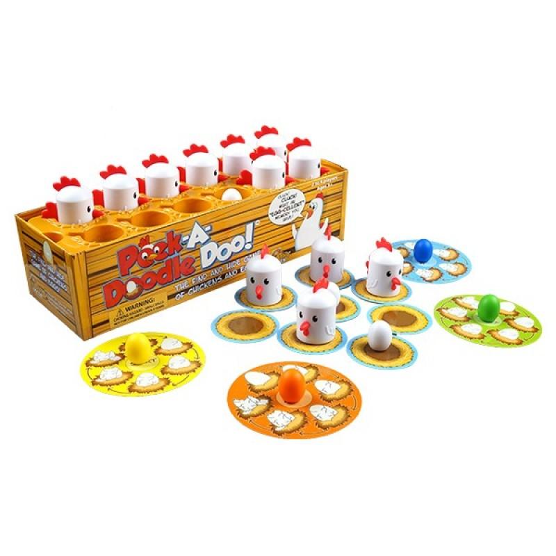 Joc de memorie Gainusele Fat Brain Toys, 3 ani+