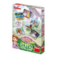 Joc de memorie Printesa Sofia Dino Toys, 4 ani+