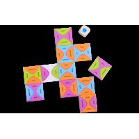 Joc de potrivire Gramatica distractiva Chalk and Chuckles, 6 ani+