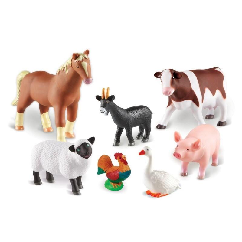 Figurine Animalute de la ferma Learning Resources, 18 luni+ 2021 shopu.ro