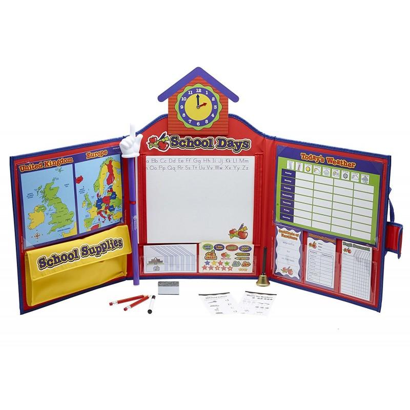 Set de joaca Micului Profesor Learning Resources, 149 de piese, 3 - 7 ani