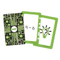 Joc matematic Figuro Scaderi Learning Resources, 88 carduri, 6 - 10 ani