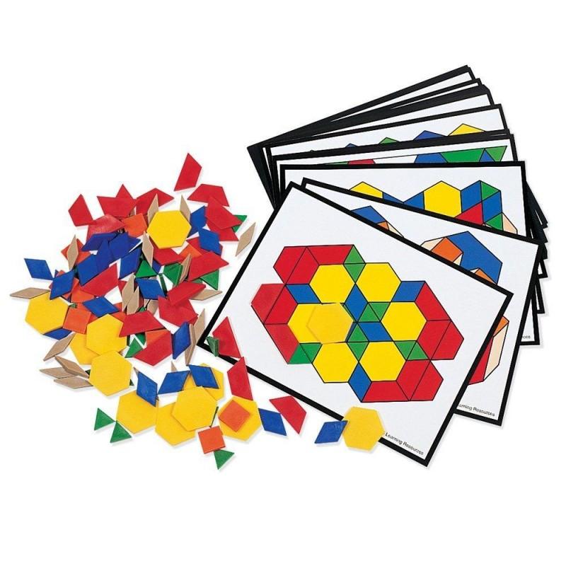 Joc Modele si sabloane Learning Resources, 4 ani+