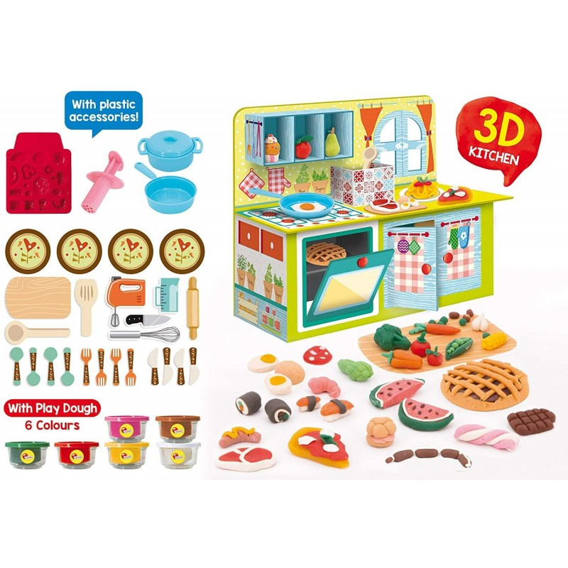 Joc Montessori Micutul bucatar Lisciani, 3 ani+, 28 accesorii 2021 shopu.ro