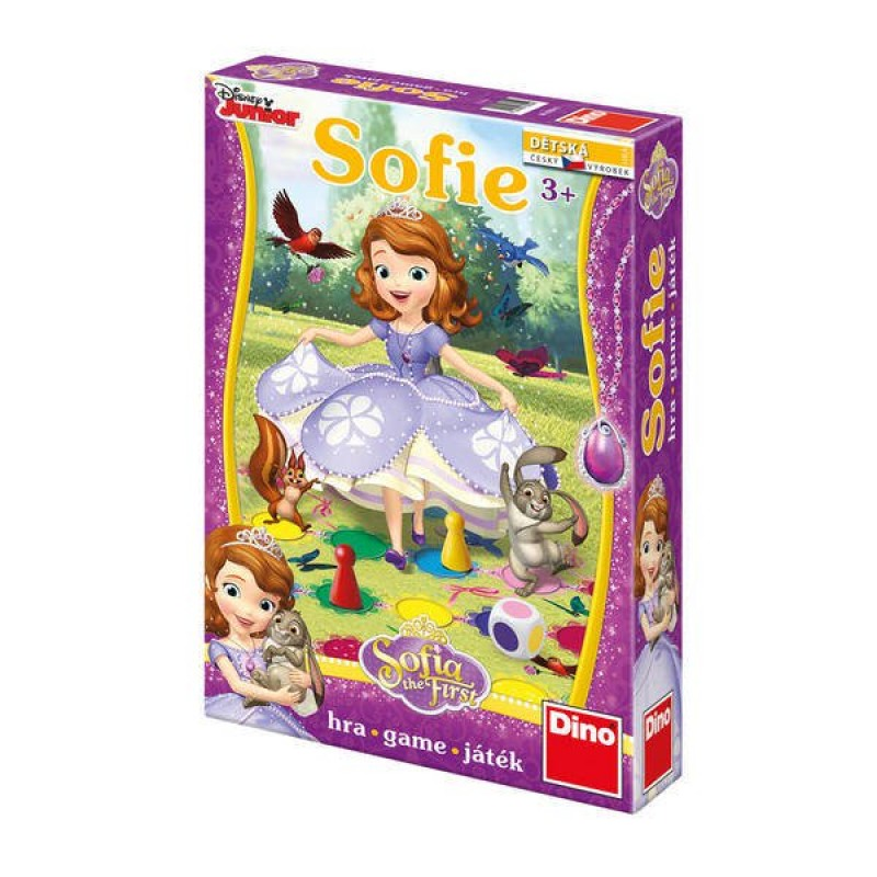Joc Printesa Sofia si prietenii, 2-6 jucatori 2021 shopu.ro