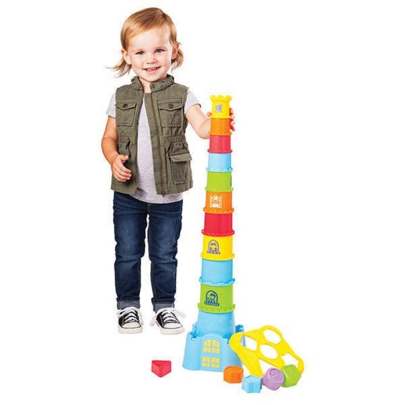Joc sortare Primul meu castel Little Learner, 12 luni+ 2021 shopu.ro